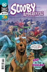 DC Comics's Scooby Apocalypse Issue # 34