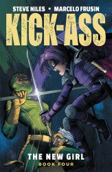 Image Comics's Kick-Ass vs Hit-Girl TPB # 4