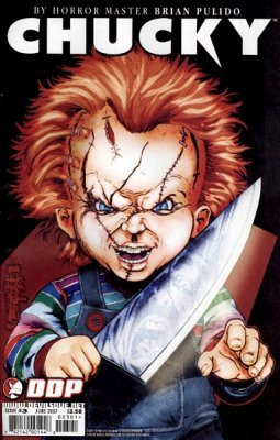 hi my name is chucky wanna play