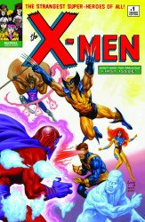 Marvel Comics's Uncanny X-Men Issue # 1igc