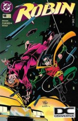 DC Comics's Robin Issue # 18b