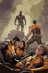 Lion Forge Comics's Catalyst Prime: Seven Days Issue # 4b