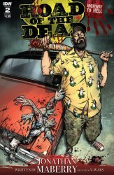 IDW Publishing's Road of The Dead: Highway to Hell Issue # 2