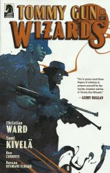 Dark Horse Comics's Tommy Gun Wizards Issue # 3