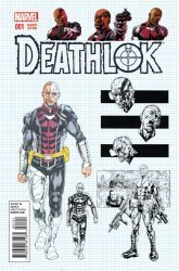 Marvel's Deathlok Issue # 1d