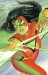 Marvel Comics's Spider-Woman Issue # 1ross