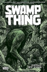 Vertigo's Swamp Thing TPB # 3