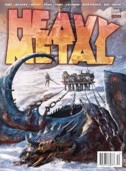 Heavy Metal's Heavy Metal Issue # 304
