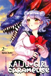 Yen Press's Kaiju Girl: Caramelise Soft Cover # 2