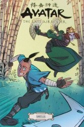 Dark Horse Comics's Avatar: The Last Airbender & The Legend of Korra Exclusive Flipbook Issue nn