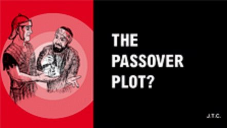 Chick Publications's The Passover Plot Issue nn