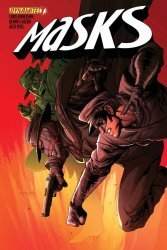 Dynamite Entertainment's Masks Issue # 7c