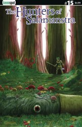 Keenspot Entertainment's The Hunters of Salamanstra Issue # 15