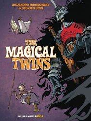 Humanoids Publishing's The Magical Twins Hard Cover # 1b