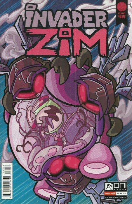 2015 INVADER ZIM #14 New Bagged