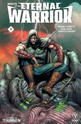 Valiant Entertainment's Wrath of the Eternal Warrior Issue # 1sound of thunder