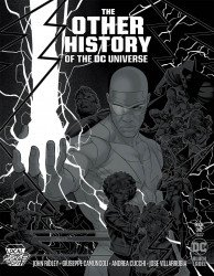 DC Black Label's Other History of the DC Universe Issue # 1lcsd