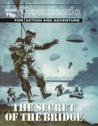 D.C. Thomson & Co.'s Commando: For Action and Adventure Issue # 3380