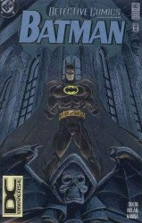 DC Comics's Detective Comics Issue # 682d