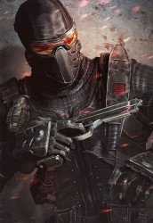 IDW Publishing's Snake Eyes: Deadgame Issue # 1eastside-b