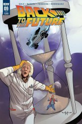 IDW Publishing's Back to the Future Issue # 9sub