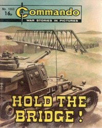 D.C. Thomson & Co.'s Commando: War Stories in Pictures Issue # 1553