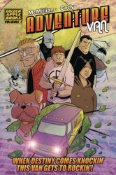 Golden Apple Books's Adventure Van TPB # 1
