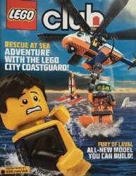 LEGO Systems's LEGO Club Magazine Issue sep/oct 2013