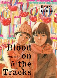 Vertical's Blood on the Tracks Soft Cover # 5