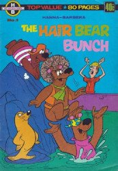 K.G. Murray Publishers's Hair Bear Bunch Issue # 1