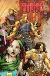 Top Cow's Cyberforce TPB # 3