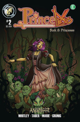 Action Lab Entertainment's Princeless: Princesses Issue # 2