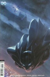 DC Comics's The Batman's Grave Issue # 2b