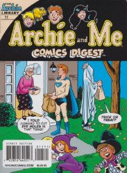 Archie Comics Group's Archie and Me: (Jumbo) Comics Digest Issue # 11