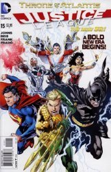 DC Comics's Justice League Issue # 15