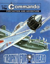 D.C. Thomson & Co.'s Commando: For Action and Adventure Issue # 3317