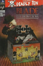 Full Moon Toys's Deadly Ten Presents: Blade - The Iron Cross Issue # 1b