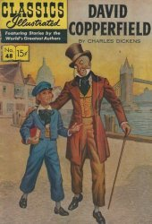 Gilberton Publications's Classics Illustrated #48: David Copperfield Issue # 1j