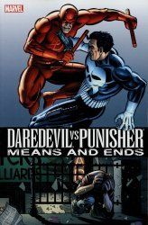 Marvel Knights's Daredevil vs Punisher: Means and Ends TPB # 1b
