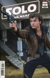 Marvel Comics's Solo a Star Wars Story Adaptation Issue # 1d