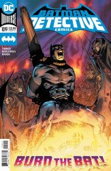 DC Comics's Detective Comics Issue # 1019