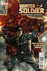 Marvel Comics's Winter Soldier Issue # 1