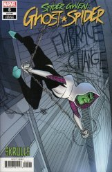Marvel Comics's Spider-Gwen: Ghost Spider Issue # 5b