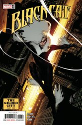 Marvel Comics's Black Cat Issue # 5