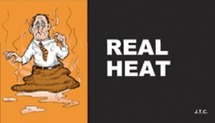 Chick Publications's Real Heat Issue nn