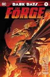 DC Comics's Dark Days: The Forge Issue # 1sdcc