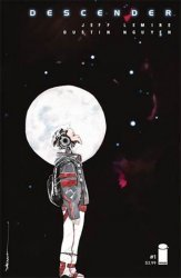 Image Comics's Descender Issue # 1