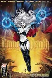 Coffin Comics's Lady Death: Scorched Earth Issue # 2