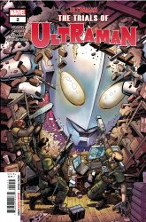 Marvel Comics's Ultraman: Trials of Ultraman Issue # 2