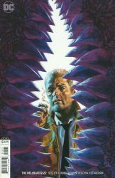 DC Comics's Hellblazer Issue # 22b